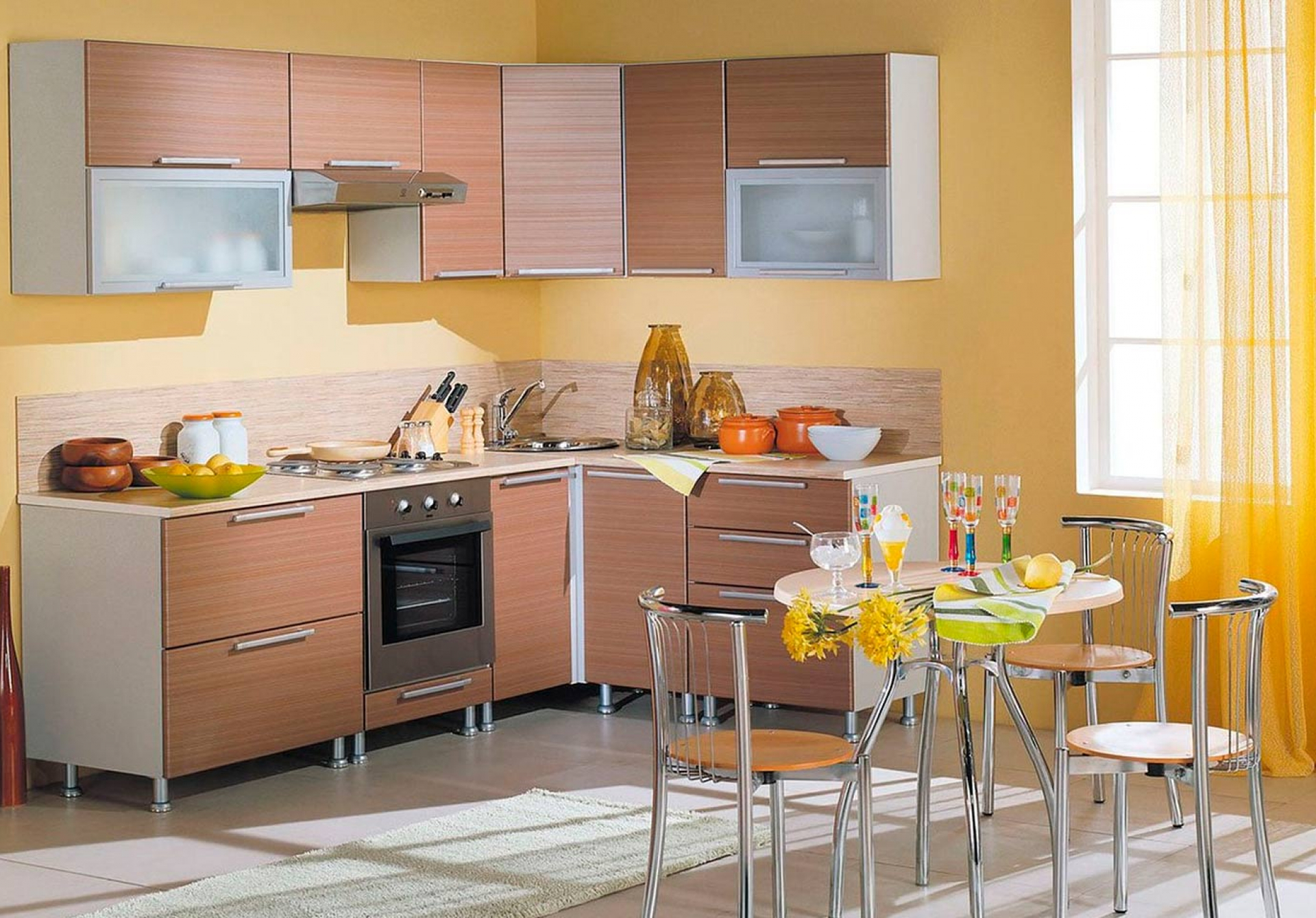 необходимые примеры кухонь фото изображенный